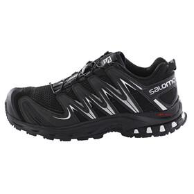 Salomon XA Pro 3D Trailrunning Shoes Women black/black/white